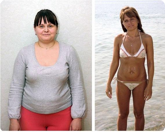 как похудеть самостоятельно