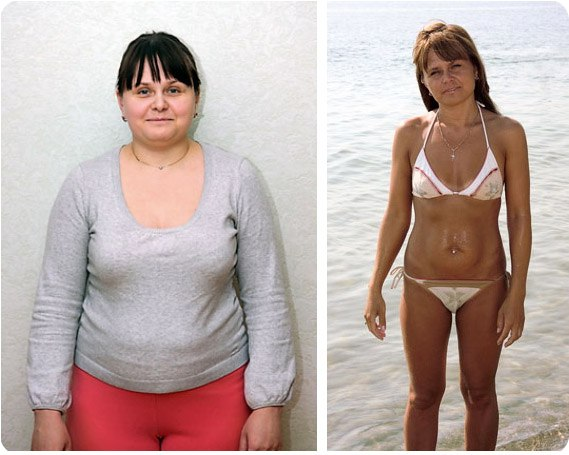 похудеть на 6 кг за 2 месяца