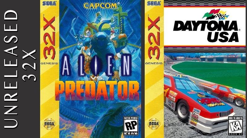Unreleased Sega 32X Games | Cancelled 32X games