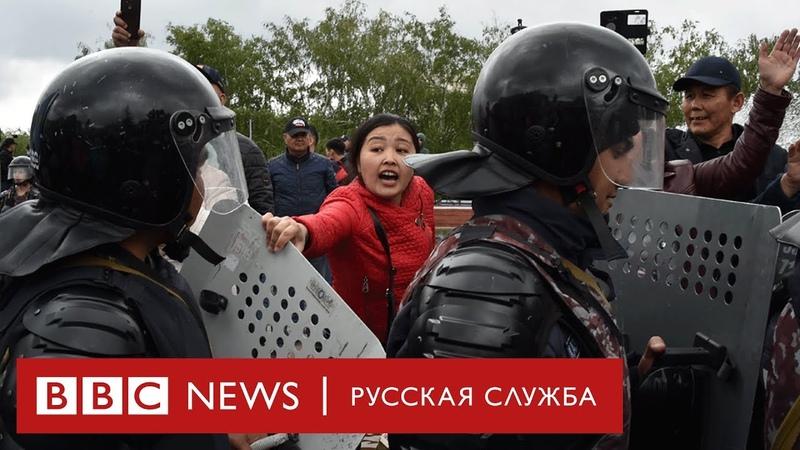 Чудеса в Казахстане исчезающие чернила карусели и задержания