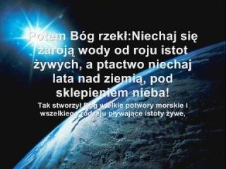 Jacek Kaczmarski - Stworzenie świata