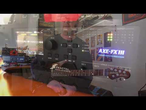Axe-FX III: Old-School Marshalls and Fuzzes