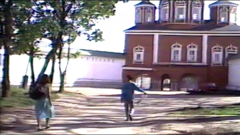 1-я видеосессия в Свенском (полная), 1990