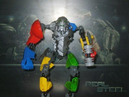 Лего бионикл самоделки