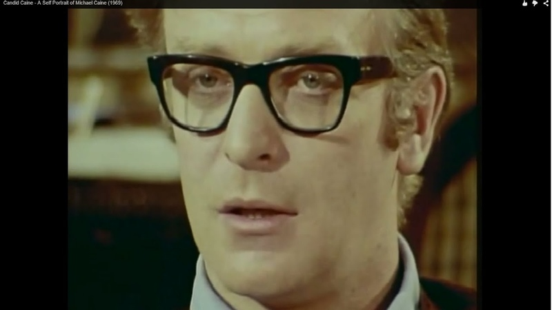 Candid Caine - A Self Portrait of Michael Caine (1969)
