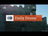 #DailyDrone Rudelsburg DW English (2017) - крепость Rudelsburg, город Bad Kosen, Саксония-Анхальт