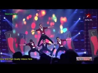MJ5 Performance at Junior MasterChef Swaad Ke Ustaad