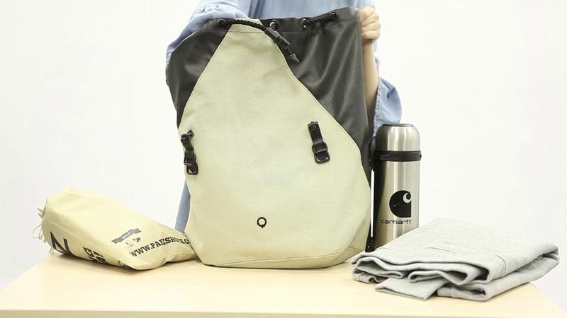 Городской рюкзак-мешок Stighlorgan Ryan Canvas