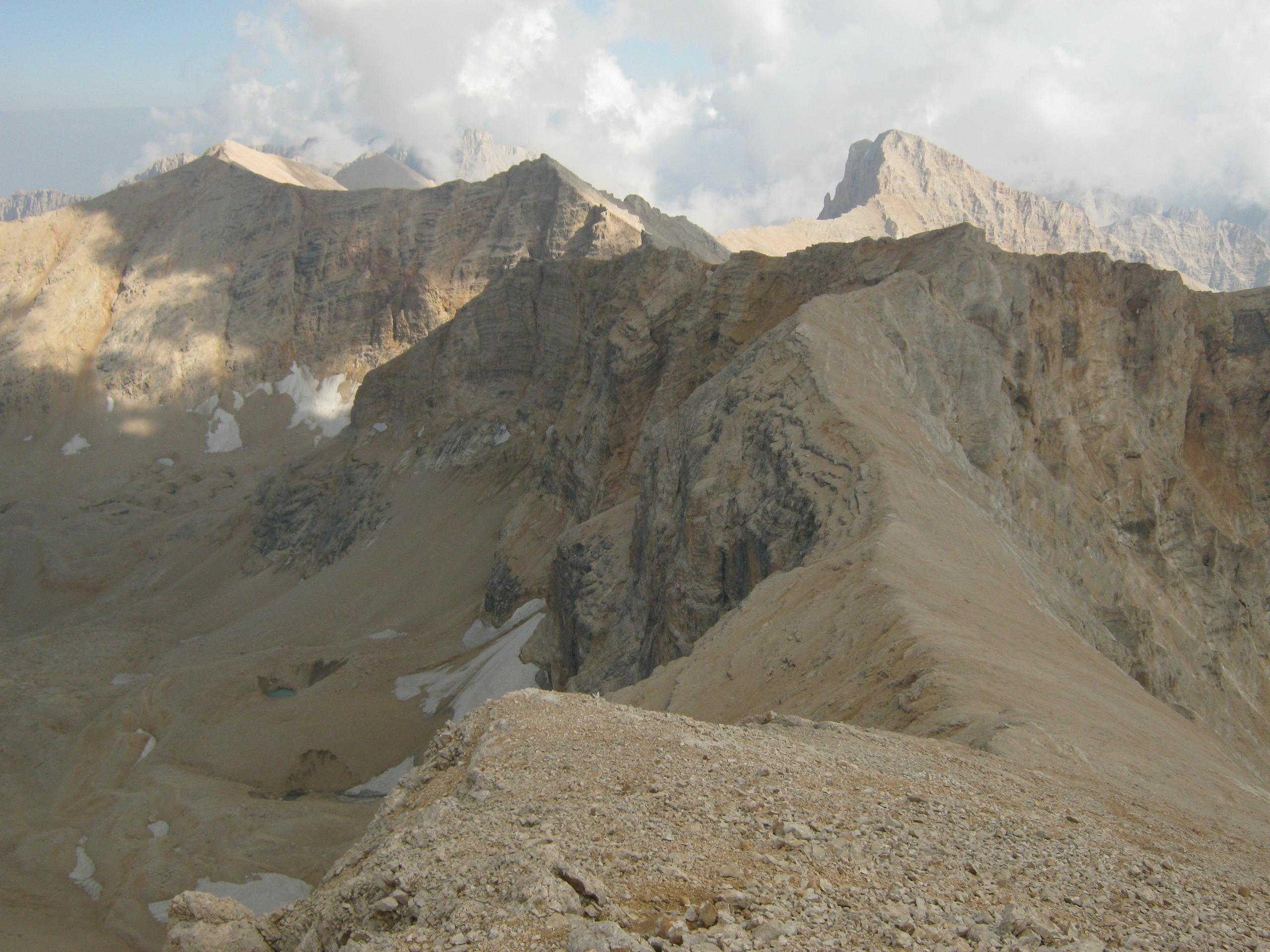 В горах Аладаглар