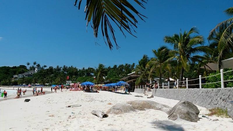 Остров Рая . Пляж. Таиланд
