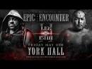 Томохиро Ишии vs. Кит Ли — Бритиш Хэвивейт Чемпионшип