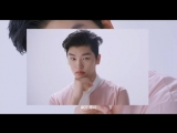 CF Shin Yong Guk for Laka Lipstery 2018