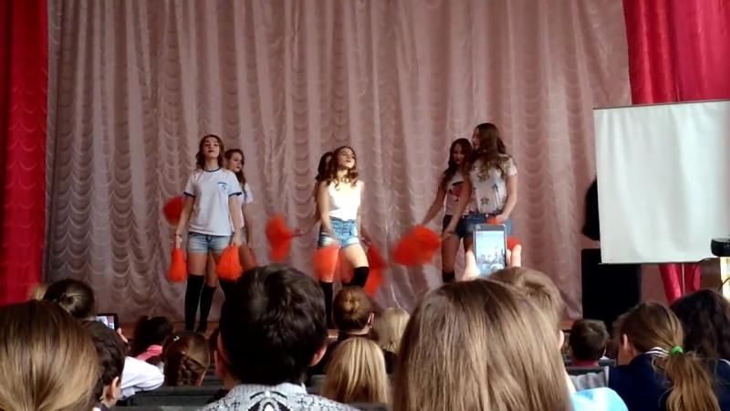Cheerleaders(Черлидеры)