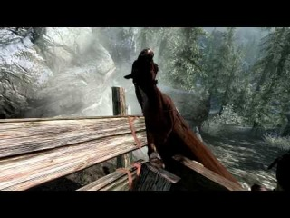 My first experience with Skyrim