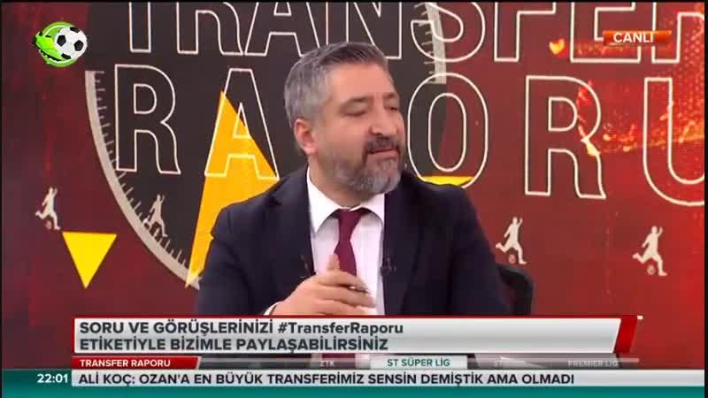 Beşiktaş Transfer Raporu Serdar Sarıdağ Gürcan Bilgiç Yorumları