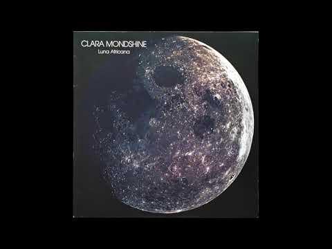 CLARA MONDSHINE Luna Africana LP(1981)Innovative Communication Klaus Schulze