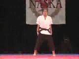 Mindy Kelly Kata 2007 Diamond Nationals Karate Tournament