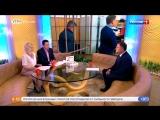 Владимир Груздев в программе Утро России. Эфир от 10.04.18
