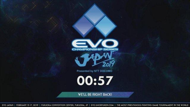 EVO Japan 2019. Street Fighter V Pools (RUS)