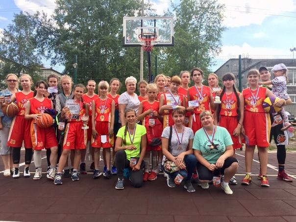 В Усть-Илимске состоялся открытый турнир «Street ball 3x3»