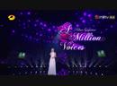 Полина Гагарина участница китайского ТВ-Шоу - A Million Voices (LIVE 2019 HD)