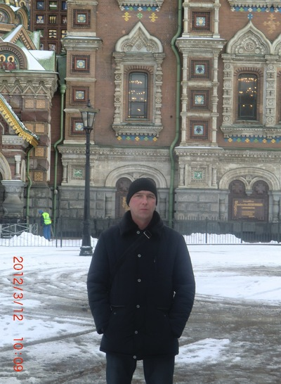 Андрей Боровиков, 12 марта 1973, Москва, id25550073