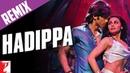 Remix Hadippa Song with End Credits Dil Bole Hadippa Shahid Rani Mika Sunidhi