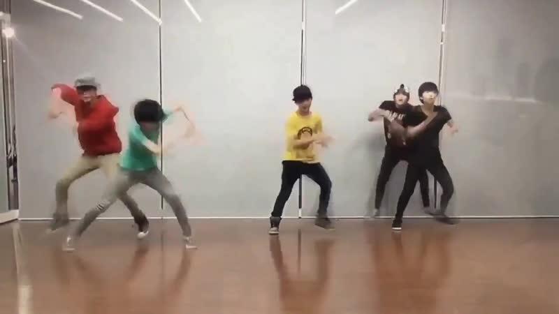 NCT Dream - Purple Line TVXQ Cover (Predebut)