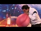 Manjit Singh - Strongman - Britains Got Talent 2009 Ep1