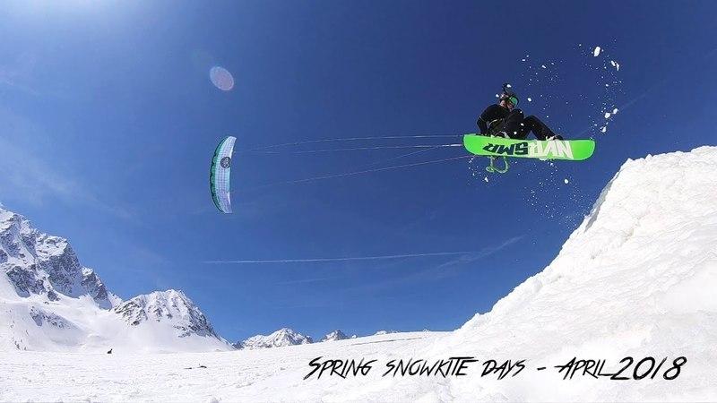 Spring SnowKite Days April 2018