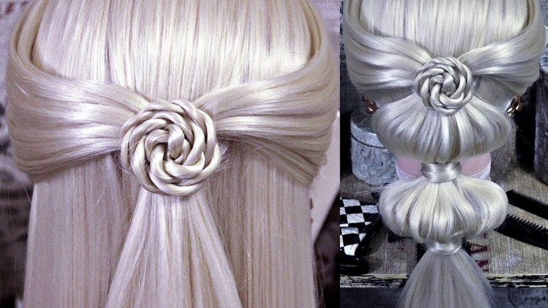 Hairstyle Button | Hairstyles by REM | Copyright ©