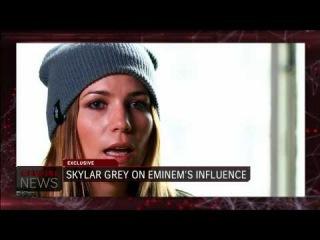 Skylar Grey Details Discovering, Working With Eminem http://vk.com/revolttvus