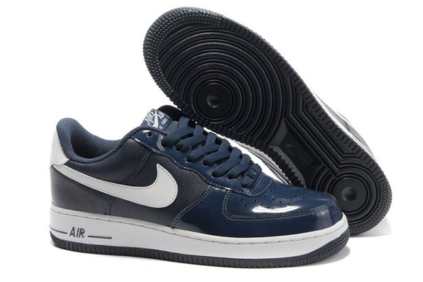 Nike Air Force 1 Echtes Leder neugierig