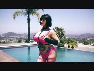 [BurningAngel] Tits and Tattoos - Larkin Love (02.10.2018) [Amateur, Teen, Blowjob, Big Ass, Big Tits, Cosplay, ANAL, All Sex, N