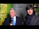 Jogi Löw versteht Joachim Gauck nicht -) - WM 2014
