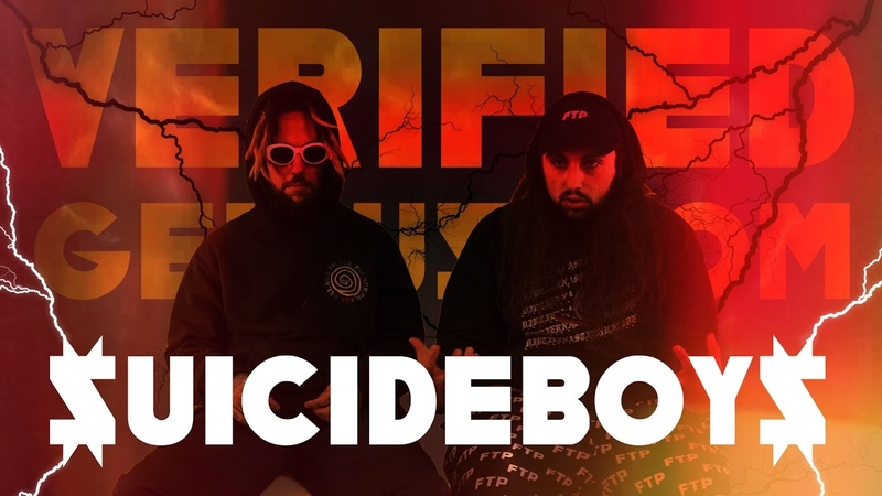$UICIDEBOY$ / VERIFIED BY GENIUS.COM / ПЕРЕВОД / WITH RUSSIAN SUBS