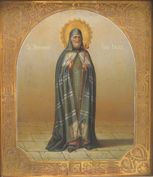 Духовное завещание святого Митрофана, епископа Воронежского