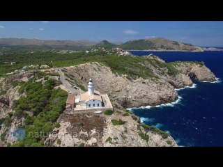 Above the Spanish Isles 4K UHD 1HR Drone Film + Chillout Music- Mallorca Canary Islands