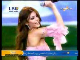 Хайфа Вахби - Yah Hyat Albi (Live)