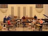 MarimbaMix Orchestra - Андрей Петров - Музыка из кинофильма Служебныи