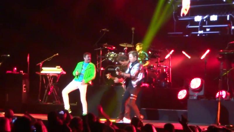 Duran Duran-Wild Boys.(Live in Alberta, Edmonton, Canada, 10.07.2017.) Video by flowersky31.