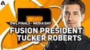 Philadelphia Fusion President Tucker Roberts Overwatch League Grand Finals Media Day Speech