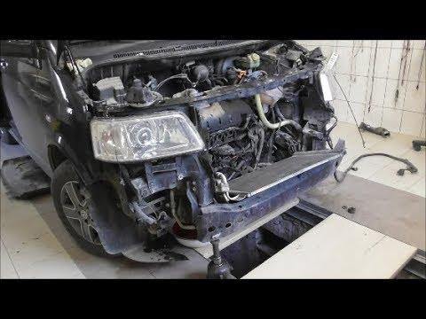VW Transporter 5 - Неисправный ДТОЖ