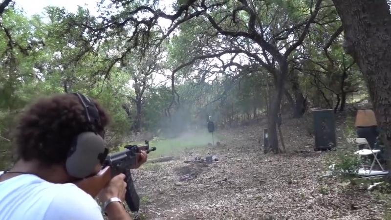 Обновленный бронещит от винтовки защитит