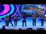 Проигрыватель - Приветствие и Фристайл  КВН-2017. Высшая лига - Первая 18 финала