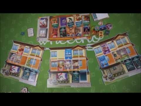 Настольная игра Домик - краткий обзор от магазина настольных игр Wheelko