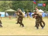 Делегаты съезда городов воинской славы посетили лагерь «Штурм»