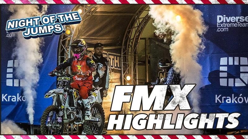Freestyle Motocross Highlights - Krakow Poland 2018