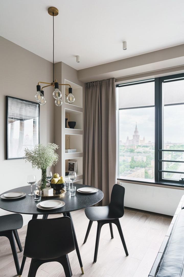 Квартира под сдачу в Москве, 56 м