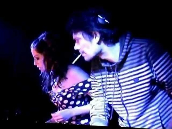 DJ Lady Kate vs DJ Tapolsky @ Evil Diamonds vol 4 13 03 2010, Cinem club, Ki